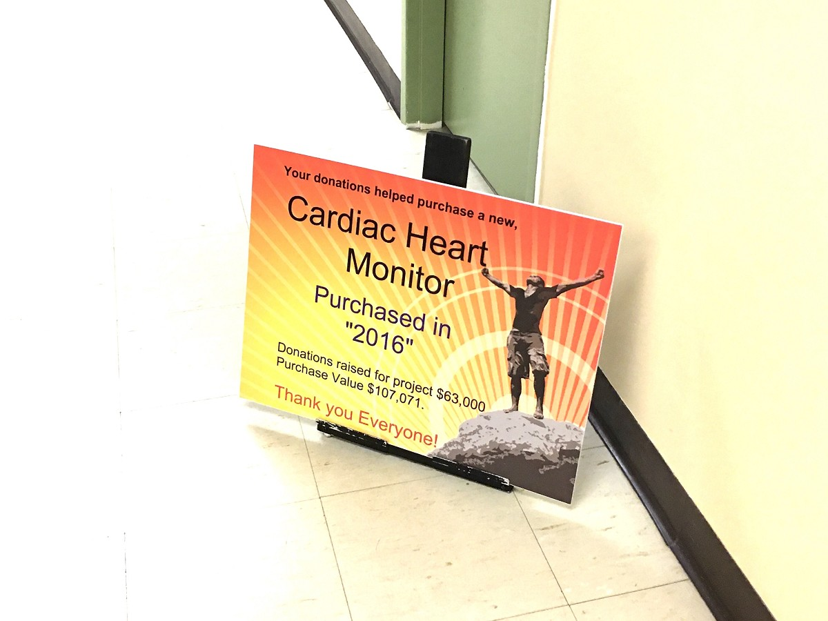 C2C Cardiac Heart Monitor